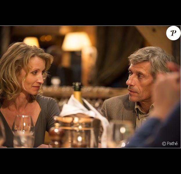 Image du film De toutes nos forces avec Jacques Gamblin et Alexandra Lamy