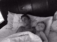 Justin Bieber : Angélique avec son petit frère mais adepte du cannabis