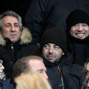 PSG-Bordeaux : Patrick Bruel, fan comblé au côté de Cécile de Ménibus réchauffée