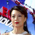Ming-Na Wen lors de l'avant-première de Lego Movie à Los Angeles, le 1er février 2014.