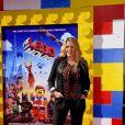 Busy Phillips lors de l'avant-première de Lego Movie à Los Angeles, le 1er février 2014.