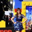 Sara Rue lors de l'avant-première de Lego Movie à Los Angeles, le 1er février 2014.