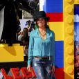 Brooke Burke lors de l'avant-première de Lego Movie à Los Angeles, le 1er février 2014.