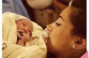 Kevin Jonas et sa femme Danielle parents d'une petite fille