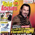 Magazine Télé-Loisirs du 8 au 14 février 2014.