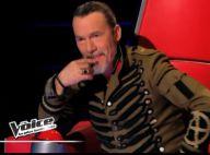 The Voice 3, Florent Pagny : ''Ça les amuse de me faire passer pour un ringard''