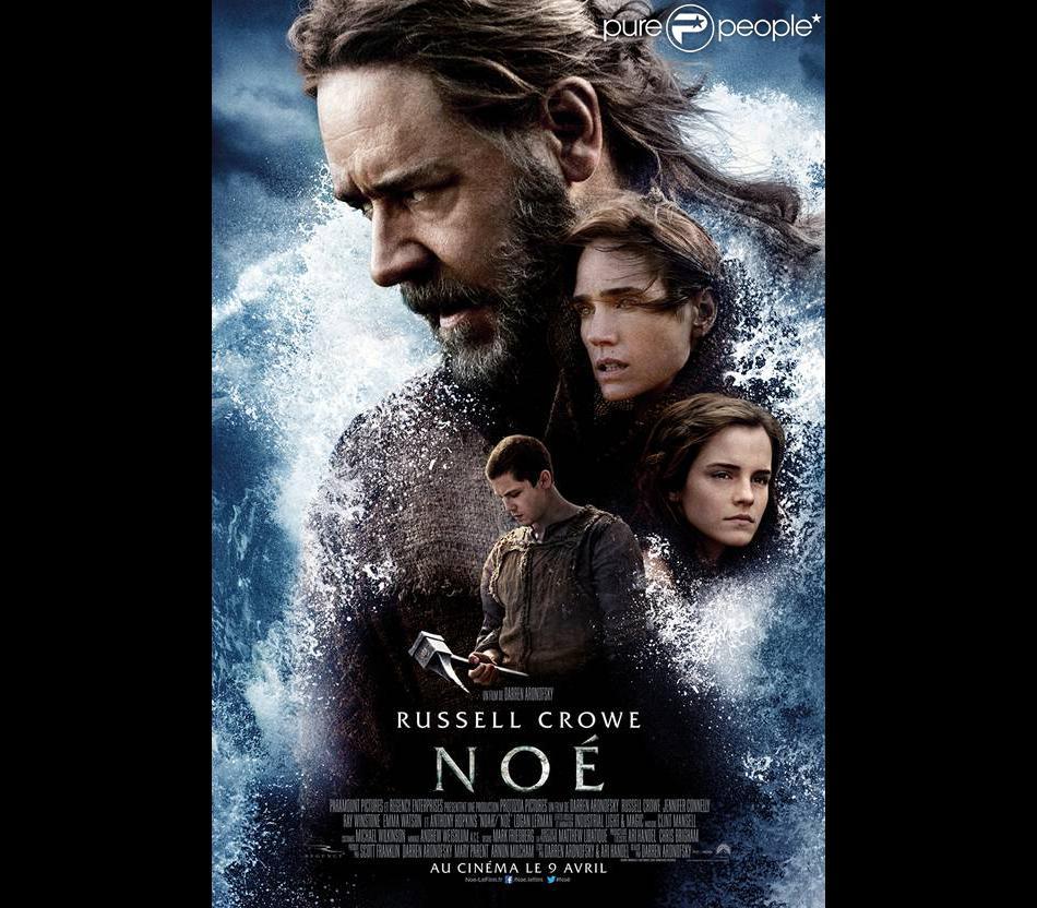 Affiche française de Noé.