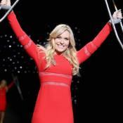 Lindsey Vonn : Top model en béquilles, heureux malgré la déception de Sotchi