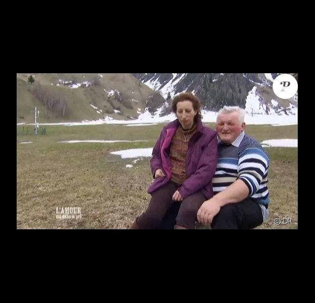Thierry et Annie dans L'amour est dans le pré 7