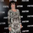 Danièle Évenou lors de la première du film Fiston au Grand Rex à Paris, le 10 février 2014.