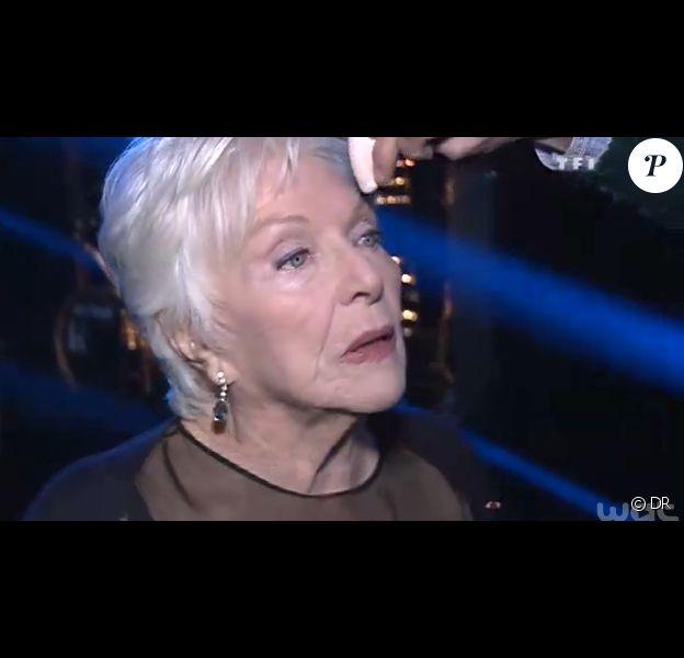 Line Renaud dans la bande-annonce de L'incroyable anniversaire de Line sur TF1 samedi 28 décembre 2013