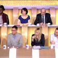 Les chroniqueurs de L'Emission pour tous, le lundi 20 janvier 2014, pour la première sur France 2.