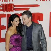 Matt Damon : Amoureux inséparable de sa femme face au tandem Dujardin-Clooney