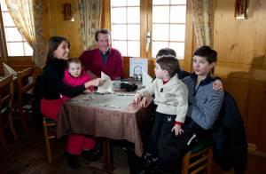 Princesse Athena : Star des vacances en famille de Joachim et Marie de Danemark
