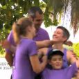 """Premières images de """"Tahiti Quest"""", diffusé le 14 février 2014 à 20h45 sur Gulli."""