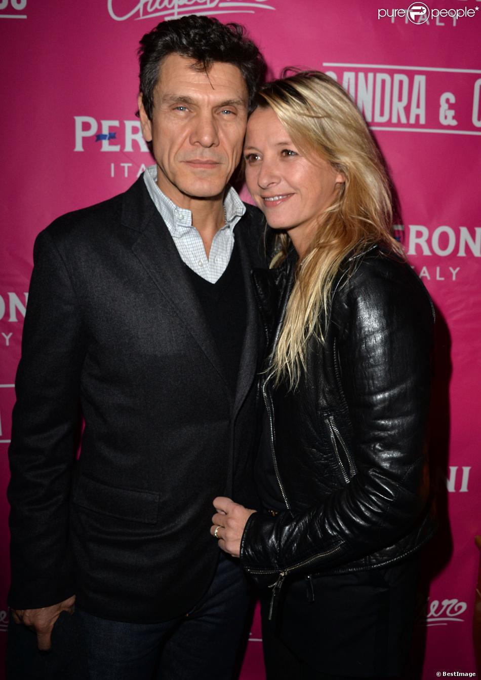 Marc lavoine et sarah calogero et marie r unis pour une st valentin d cal e - Sarah lavoine enceinte ...