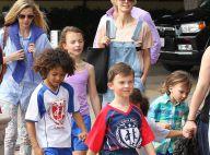 Heidi Klum, relax ou stylée : Maman radieuse en solo avec sa petite tribu