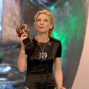 Cate Blanchett, émue : Elle dédie son BAFTA au regretté Philip Seymour Hoffman