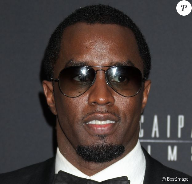 """Sean """"P. Diddy"""" Combs à Beverly Hills, le 12 janvier 2014."""