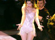 Laetitia Casta : Muse angélique et danseuse délicieusement sexy à San Remo