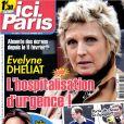 """Le magazine """"Ici Paris"""" dévoile le décès d'Anne Dumas, la mère de Mireille Dumas qui s'est éteinte le 12 février 2014 à l'âge de 101 ans."""