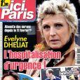 Magazine Ici Paris du 19 au 25 février 2014.