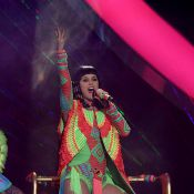 Katy Perry, divine aux Brit Awards : Cléopâtre flashy pour un show ultracoloré