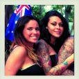 """Kelly et Shanna - Les premières photos des """"Anges de la télé-réalité 6"""" en Australie."""