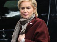 Sharon Stone, présidente : Rides et ''Agent X'' pour le sosie d'Hillary Clinton