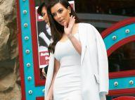 Kim Kardashian : Prête pour un bal prestigieux, sur invitation d'un millionnaire