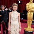 Portia de Rossi aux Oscars 2014, Dolby Theatre, Hollywood, Los Angeles, le 2 mars.