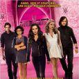 Affiche du film Vampire Academy, en salles le 5 mars 2014