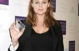 Stella McCartney élue styliste de l'année au British Fashion Awards 2007