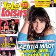 Magazine Télé-Loisirs du 8 au 14 mars 2014.