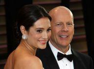 Bruce Willis et Emma Heming, enceinte: Complice, le duo rayonne après les Oscars