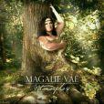 """""""Magalie Vaé : la pochette de son nouvel album Métamorphose"""""""