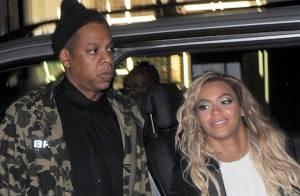 Beyoncé et Jay-Z : Stylé et inséparable, le duo est ''Drunk in Love'' à Londres