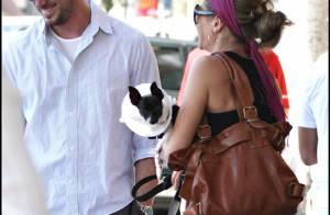 PHOTOS : Eric Dane 'Docteur Glamour' et sa femme : un nouveau venu dans la famille !