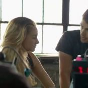Shailene Woodley, la 'Divergente' apprend à se battre avec le musclé Theo James