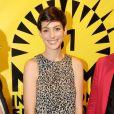 Anne Hathaway lors de la présentation du film Elsa & Fred au Miami International Film Festival, le 7 mars 2014.