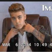 Justin Bieber, arrogant : La déposition surréaliste du gamin canadien