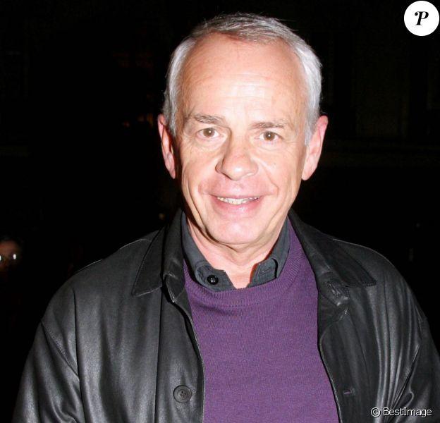 Gérard Lartigau à Paris le 15 septembre 2003.