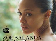 Zoe Saldana : Ravissante pour The Edit, elle évoque son mariage secret