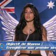 Shanna dans Les Anges de la télé-réalité 6 sur NRJ 12 le lundi 17 mars 2014
