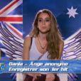 Dania dans Les Anges de la télé-réalité 6 sur NRJ 12 le lundi 17 mars 2014