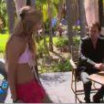 Naïs et Fabrice dans Les Anges de la télé-réalité 6 sur NRJ 12 le lundi 17 mars 2014