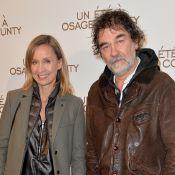 Olivier Marchal retrouve sa femme Catherine pour ''Bordeline''