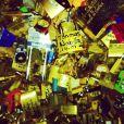 Nabilla et Thomas : le cadenas de leur amour sur le pont des Arts à Paris