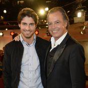 Tom Leeb, avec son père Michel : Charmant face à Jean Reno et Nolwenn Leroy