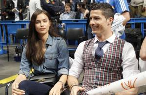 Irina Shayk : Regard noir et désabusé lors d'une sortie avec Cristiano Ronaldo